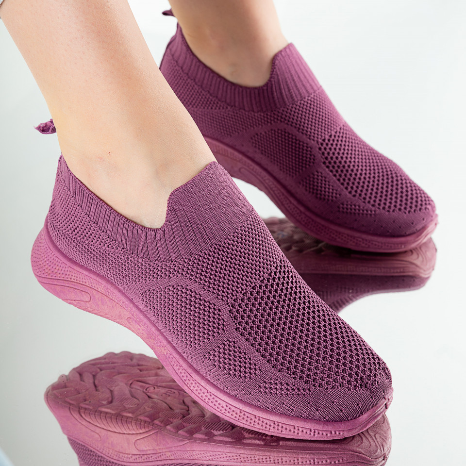 "Pantofi Sport ""MireaFashion"" Cod: H-1 PURPLE"