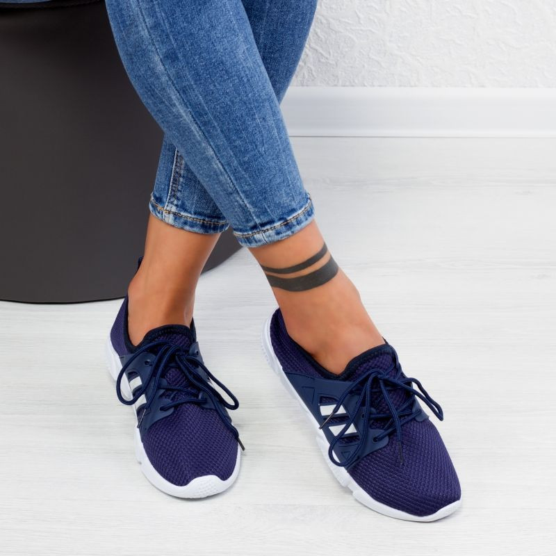 "Pantofi sport""MireaFashion"" Cod: N-28 NAVY (S1-2)"