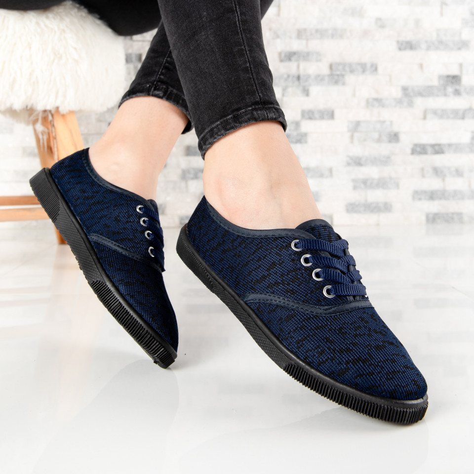 "Tenisi ""MireaFashion"" Cod: 422-3 NAVY (D5)"