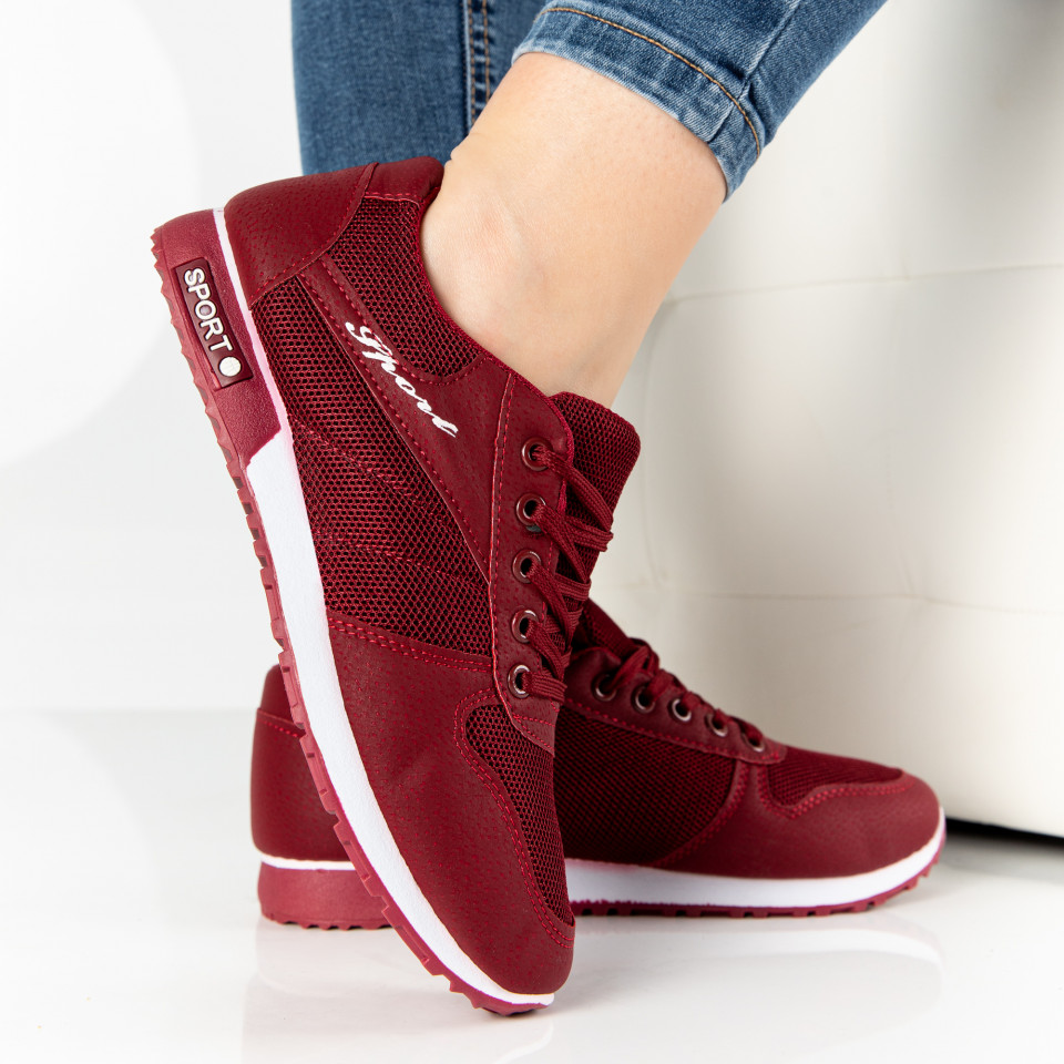 "Pantofi Sport ""MireaFashion"" Cod: 828-3 RED"