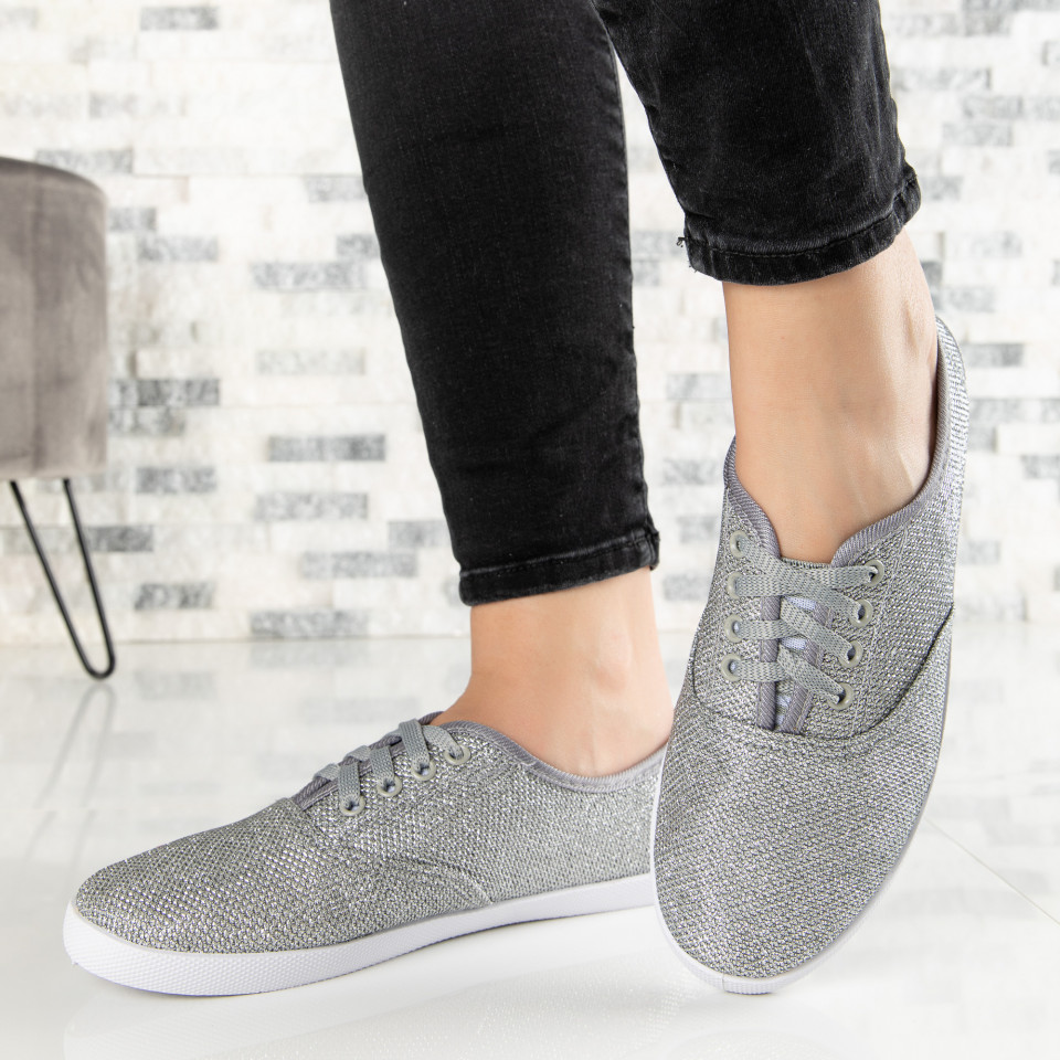 "Tenisi ""MireaFashion"" Cod: ZJ-22 GREY (J16)"