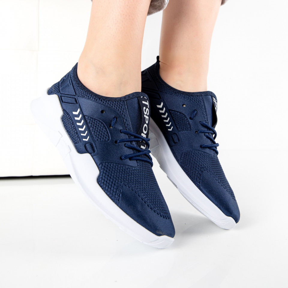 "Pantofi Sport ""MireaFashion"" Cod: E-230 NAVY (I3)"