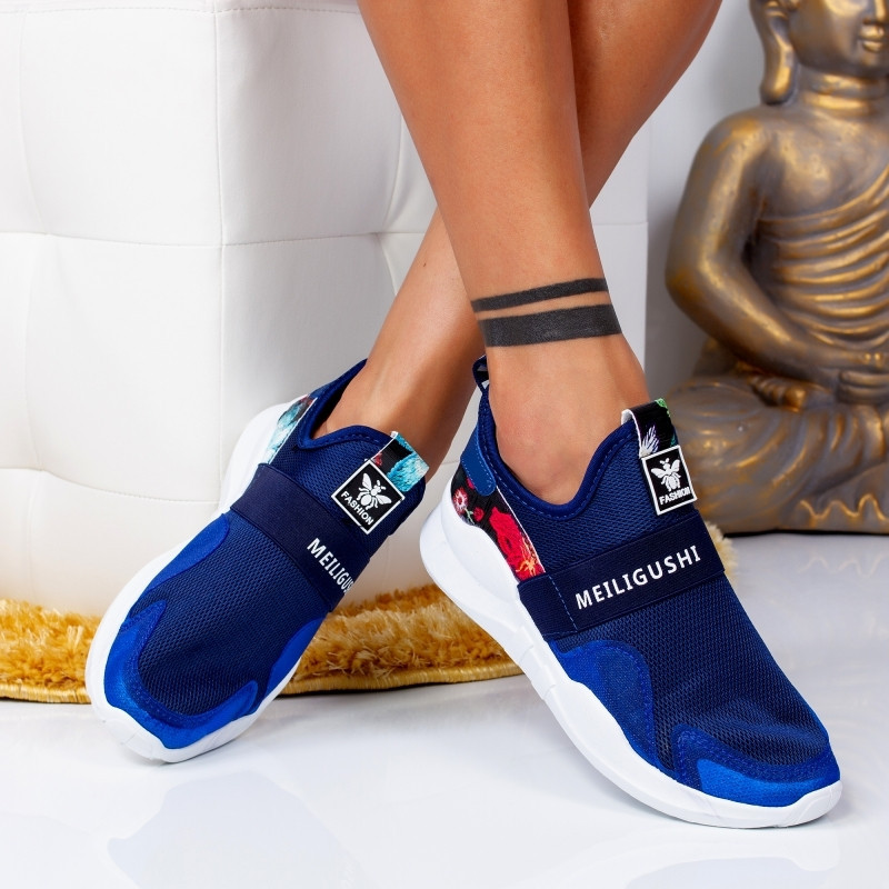 "Pantofi Sport ""MireaFashion"" Cod: H-3 NAVY (G13)"