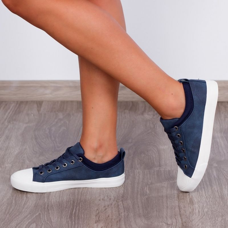 "Tenisi ""MireaFashion"" Cod: ABC-257 Navy (XX1)"