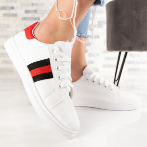 "Pantofi Sport ""MireaFashion"" Cod: A505 RED (M15-16)"