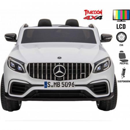 Mercedes GLC 63S 4x4 FULL 139cmx87cm x65cm Rodas Borracha