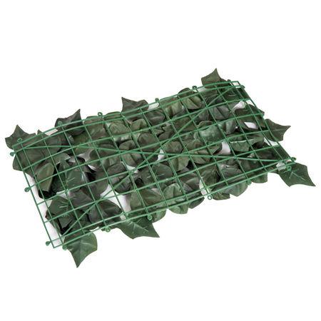Outsunny Cobertura Artificial em Rolo de 3x1m para Varanda Planta decorativa