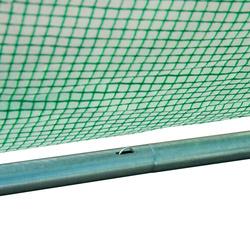 Outsunny Estufa de Jardím e Horto para Cultivos Plantas com 4 Janelas Revestida PE 140g/㎡ e Estrutura de Aço - 3x2x1.9m