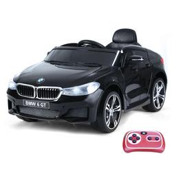 HOMCOM Carro elétrico para criança BWM 6GT a partir de 3 anos de idade com controle remoto Carga 30 kg 106x64x51cm