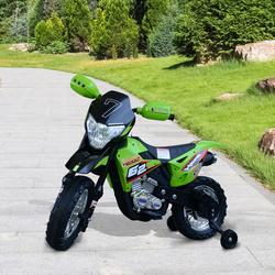 HOMCOM Motocicleta Scooter Elétrico para Crianças acima de 3 Anos 107x53x70 cm