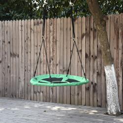 HOMCOM balanço de criança tecido exterior confortável do Oxford 100kg