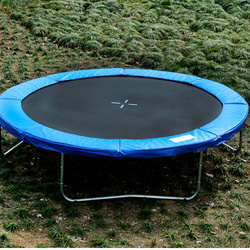 Coberta Proteção fronteira Cama elástica 305 cm Azul tranpolim