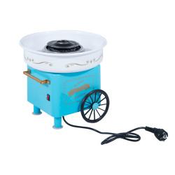 HomCom Máquina de Algodão de Açucar Elétrica 30x30x28cm