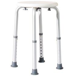 Banqueta Chuveiro Banheiro Ortopedia Mobilidade reduzida Altura do assento regulável