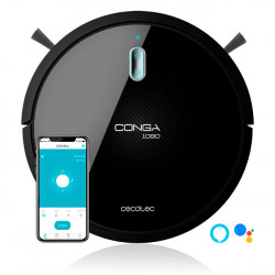 Robot Inteligente Cecotec Conga Serie 1090 Connected Force