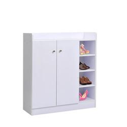 Sapateira Prateleiras Estante de sapatos 83x30x90cm