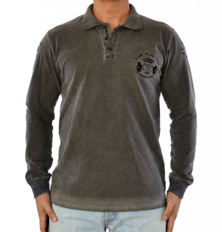 MEN'S EMBROIDERED POLO SHIRT TRENDFIELD