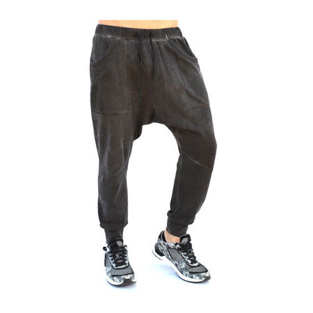 Men's Oil Dye camouflage joggers drop crotch sweat pants SPRING/FALL/WINTER