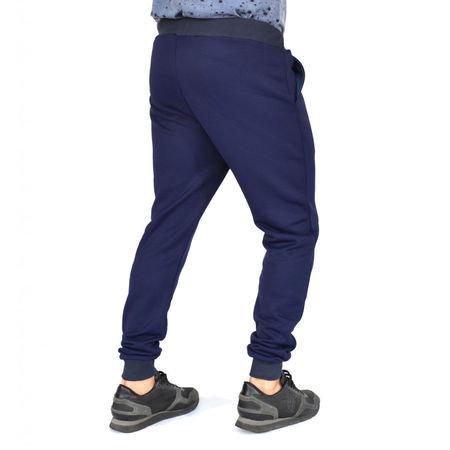 BLUE/PURPLE MENS SLIM FIT SWEAT PANTS SPRING/FALL