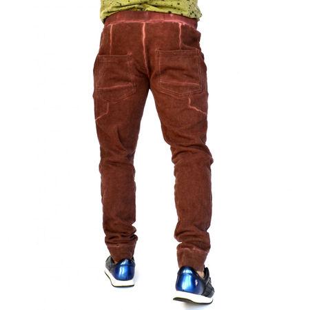 Men's Oil Dye joggers sweat pants FALL/WINTER WARM