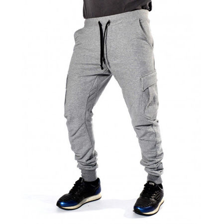 Mens Cargo Tapered Sweat Pants SPRING/FALL