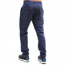 BLUE/PURPLE MENS CLASSIC SWEAT PANTS WARM FALL WINTER