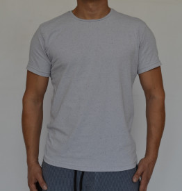 GREY MENS TSHIRT