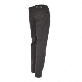 GREY MENS COTTON JEANS FALL WINTER