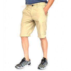 Men's beige shorts