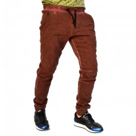 Men's Oil Dye joggers sweat pants FALL/WINTER WARM