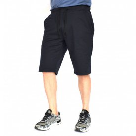MENS CLASSIC DARK BLUE SWEAT SHORTS SUMMER