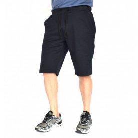 MENS CLASSIC DARK BLUE SWEAT SHORTS SUMMER