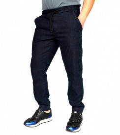 MENS DENIM BLUE PANTS FALL/WINTER