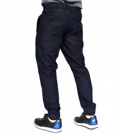 MENS DENIM BLUE PANTS FALL/WINTER