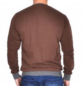 Men's long-sleeved blouse