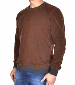 Men's long-sleeved blouse