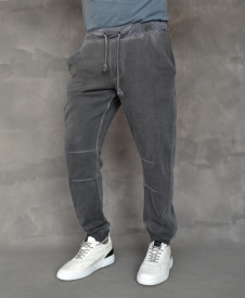 MENS GREY OIL DYE SWEATPANTS SPRING/SUMMER