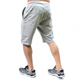 MENS CLASSIC LIGHT GREY SWEAT SHORTS SUMMER