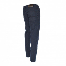 BLUE MENS COTTON JEANS SPRING SUMMER