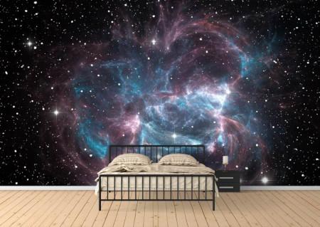Fototapet, Viziunea cosmică