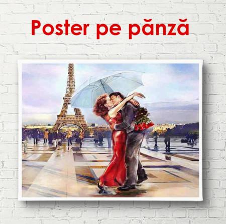 Poster, Iubirea din Paris