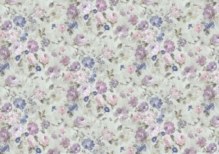 Fototapete, Fundal floral în culori delicate.