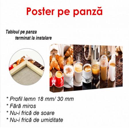 Poster, Set pentru iubitorii de cafea