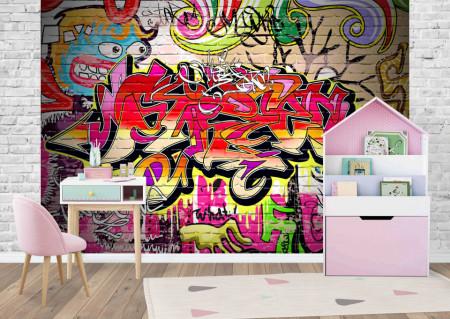 Fototapete, Graffiti abstract
