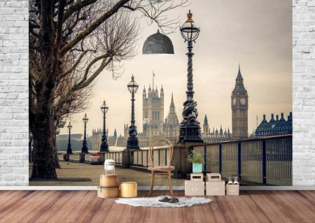 Fototapete, Parc din London