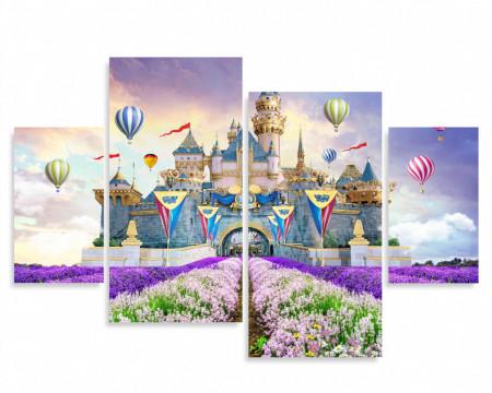 Multicanvas, Castelul ca din povești.
