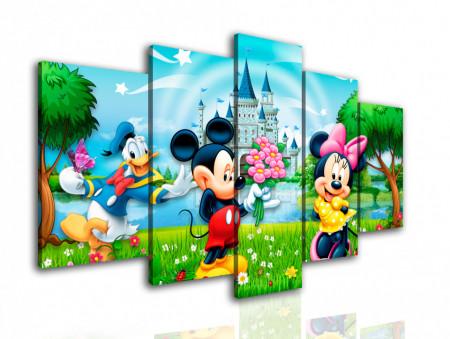 Multicanvas, Mickey Mouse și prieteni