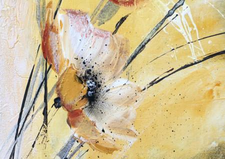 Fototapete, Explozie galbenă