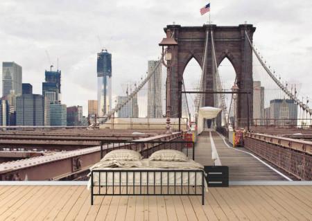 Fototapete, Podul impunător