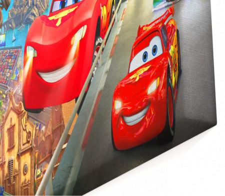 Multicanvas, Mașini amuzante în oraș